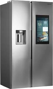 Samsung Kühlschrank Display : samsung side by side rs8000 rs68n8941sl ef 178 cm hoch 91 2 cm breit family hub display im ~ Frokenaadalensverden.com Haus und Dekorationen