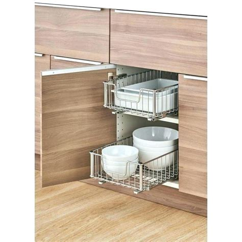 kitchen cabinet pull out shelves home depot cabinet pull out drawers pull out drawers large 9655