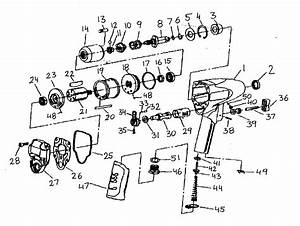 Wrench Diagram  U0026 Parts List For Model 875199810 Craftsman