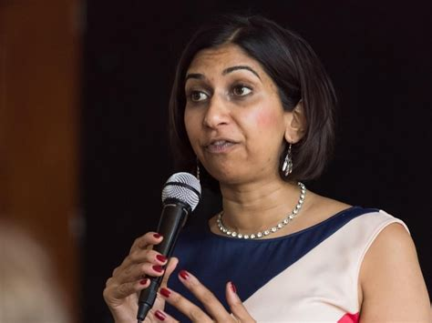 Fareham MP Suella Braverman says Britain '˜will thrive ...