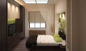 Bedroom, In, Japanese, Style