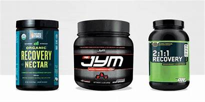 Workout Supplements Bottles Shaker Electrolytes Recovery