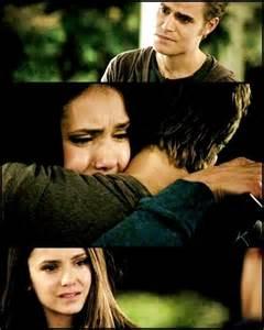 Vampire Diaries Stefan and Elena Baby