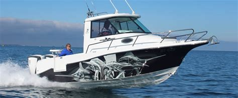 Fishing Boats For Sale Under 8 Meters by Evolution Boats Complete Fishing Boat Models