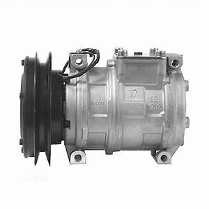 Oem, Denso, 10pa17c, Compressor, 1gr, 12v, 152mm, 5842g, 1401015