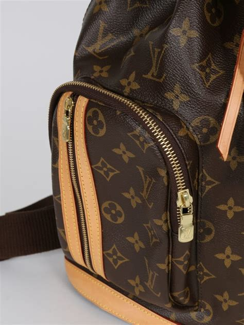 louis vuitton bosphore backpack monogram canvas luxury