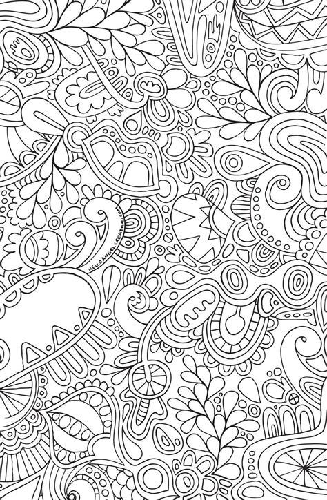 blog hello angel coloriages adult coloring pages