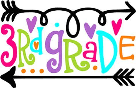 Spelndid Third Grade Clip Art 3rd  Free Clipart