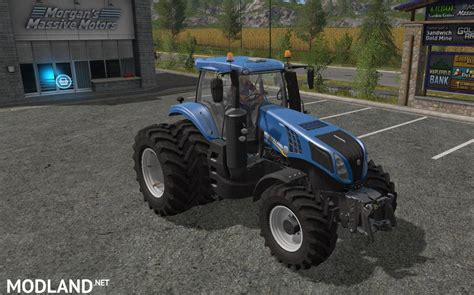 700 series t8 ls discontinued new holland t8 dual wheels v 1 1 mod farming simulator 17