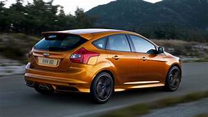 2010 Ford Focus St Concept