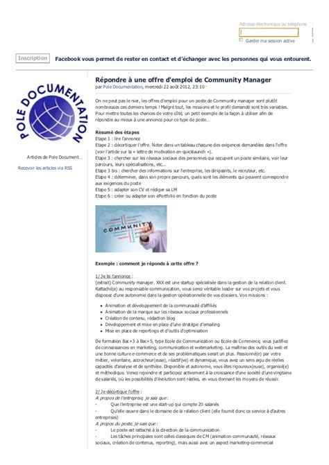 offre d emploi cuisine offre d emploi cuisine doc 28 images riskassur hebdo publie vos offres demploi par riskassur
