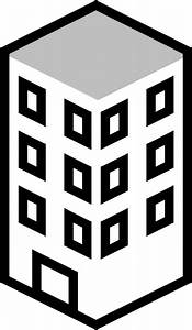 Building White Clip Art at Clker.com - vector clip art ...