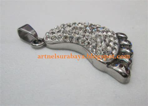 artnel aksesoris surabaya liontin titanium 1