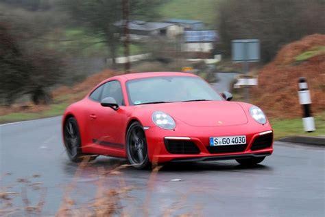 2017 porsche 911 carrera s cabriolet in racing yellow and the 911 carrera s coupe in miami blue. 2017 Porsche 911 Carrera: Review, Trims, Specs, Price, New Interior Features, Exterior Design ...