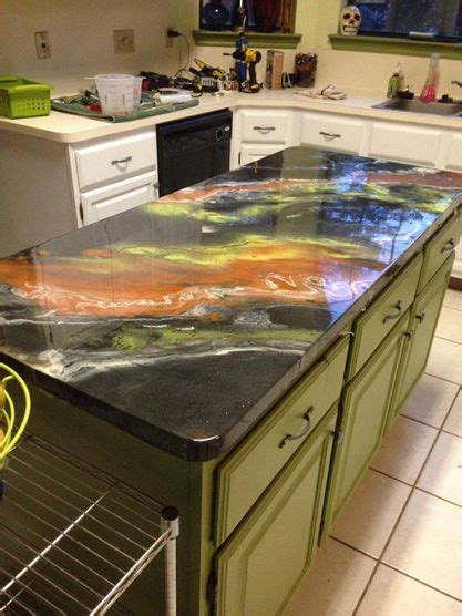 bathroom countertop tile ideas epoxy countertops plywood plank floors and mosaic