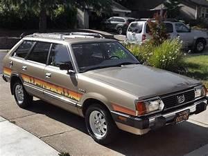 Desert Fox  1981 Subaru Gl Wagon