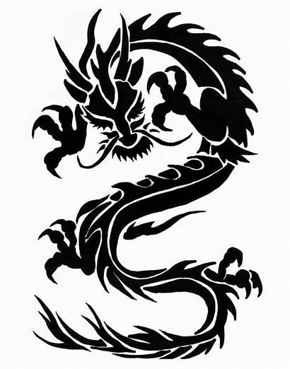Dragon Tattoo Tattoos Designs Chinese Clipart Ninjago