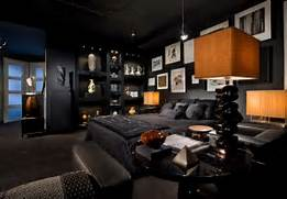Black Color House Unusual Interior 10 Easy Tips For Brightening The Darkest Rooms Of Your Interiors