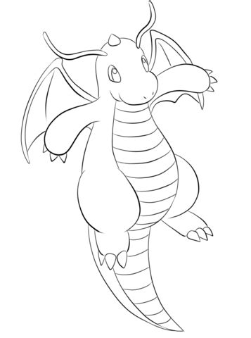 dragonite coloring page coloring pages pokemon coloring pages pokemon coloring printable