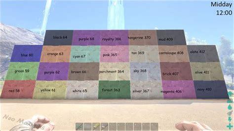 tinte official ark survival evolved wiki