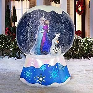 amazoncom gemmy  christmas disneys frozen elsa anna