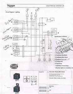 t595 wiring schematic wiring diagram With triumph daytona 600 charging and starting system circuit