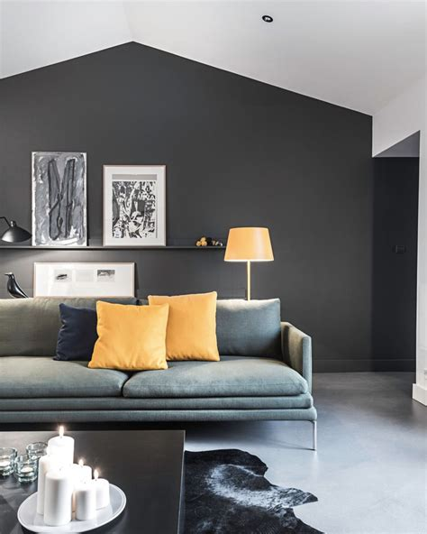 comment d 233 corer votre salon avec le gris et le blanc