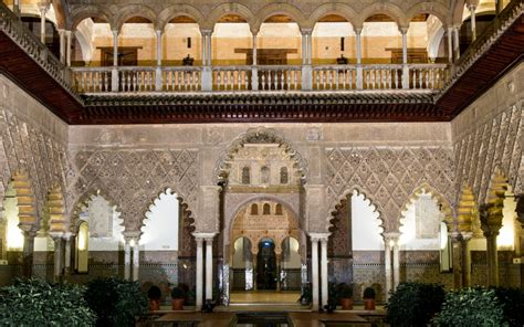 architecture spain andalusia building