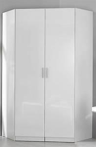 Eck Kleiderschrank Systeme : rauch eck kleiderschrank celle hochglanz 117 x 117 cm ~ Markanthonyermac.com Haus und Dekorationen