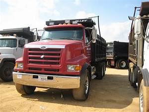 1999 Ford Sterling T  A Dump