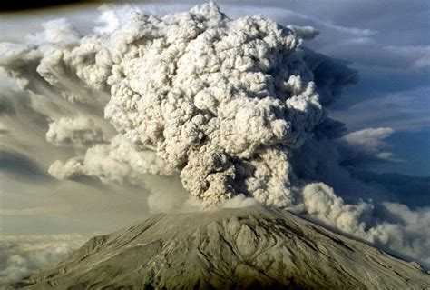 Anniversary Of The Eruption Of Mount St Helens News