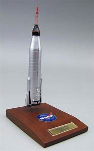 NASA - Mercury Atlas - Rocket - 1/100 Scale Model