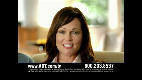 adt tv commercial  walking    burglary ispottv