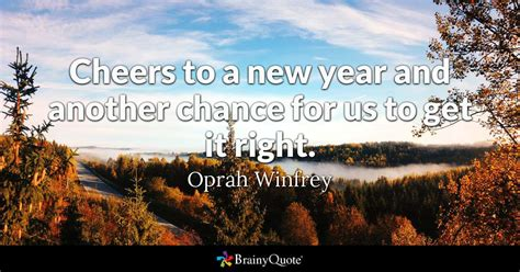 cheers    year   chance