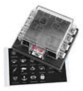 Aftermarket Fuse Box by Aftermarket Fuse Box Fuse Block Atc Ato Fuses 1 4 Quot 6