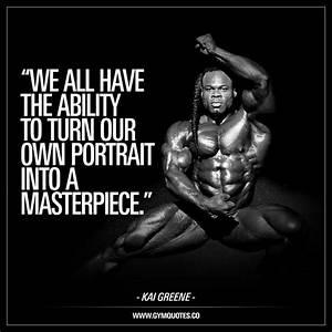 70 best Kai Greene images on Pinterest | Muscle building ...