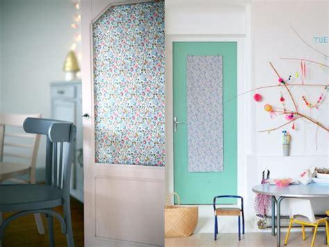 repeindre chambre 6 idées pour décorer une porte joli place