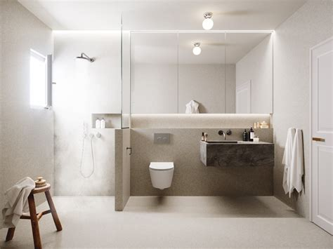 Design Bathrooms by 40 Modern Minimalist Style Bathrooms