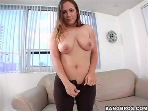 Curvy Girl Swings Around Her Big Natural Tits Big Tits Porn