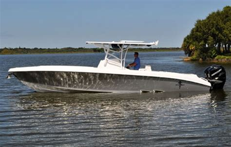 Center Console Performance Boats by Go Fast Boats Get Centered At Miami Boats