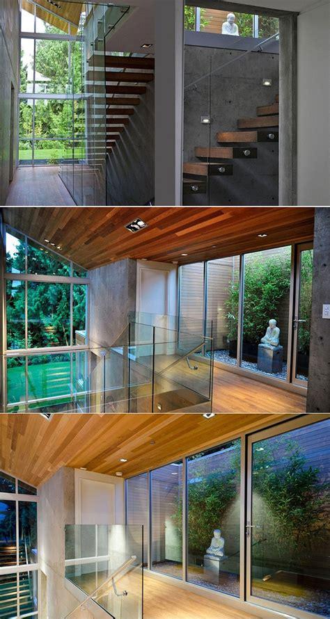 modern forest house  beautiful sky garden alldaychic