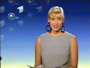 Super Illu Verlag : deutsche tv ansagerinnen andrea kiewel august 1992 ard tv ~ Lizthompson.info Haus und Dekorationen