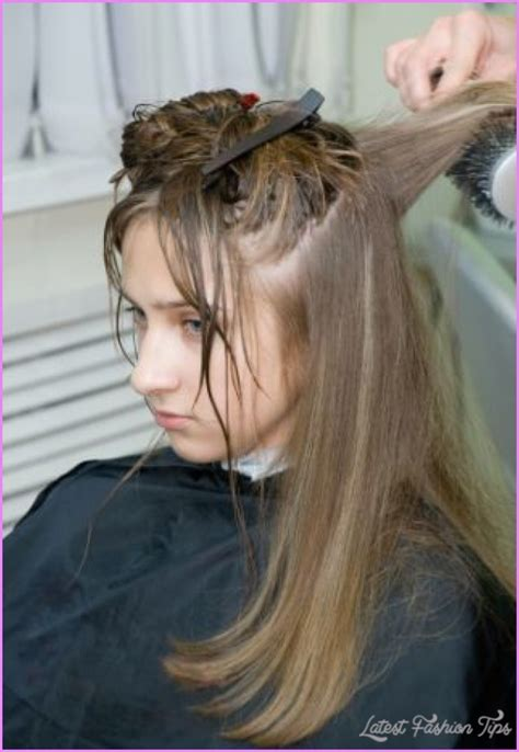 tips for styling hair hair styling tips from stylists latestfashiontips