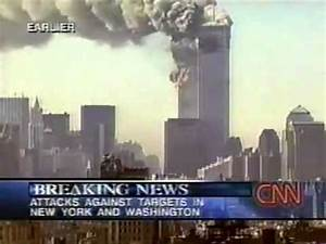 09 11 2001 Live Unedited Cnn News Coverage From 8 50Am To ...
