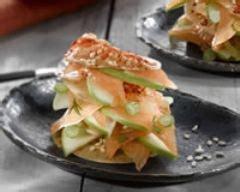 recette saumon au naturel marine au pamplemousse