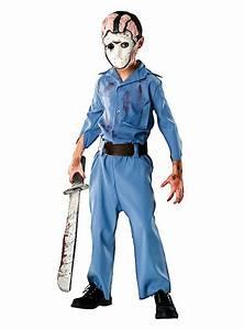 Jason Friday 13th Child Costume