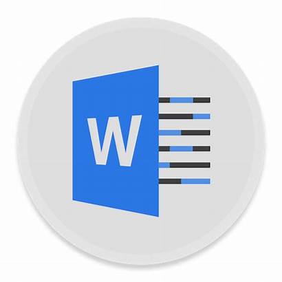 Word Microsoft Icon Office Icons Ms Library
