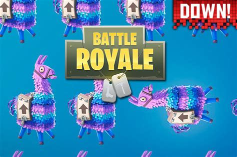 fortnite servers status downtime  patch