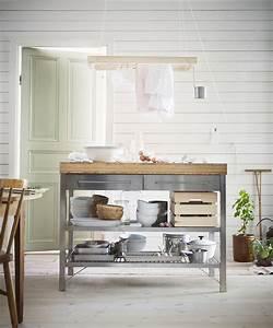Ilôt De Cuisine : l 39 lot de cuisine rimforsa d 39 ikea ~ Teatrodelosmanantiales.com Idées de Décoration