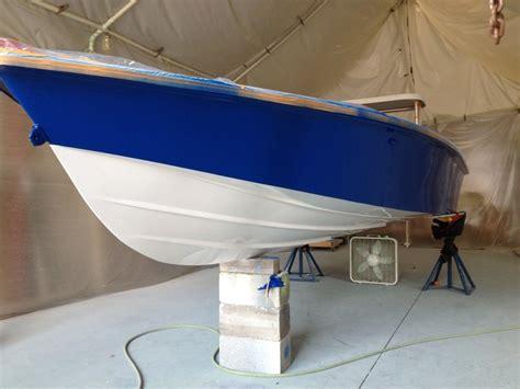 Boat Paint And Repair by Boat Paint Shop American Boat Works Fiberglass Repair